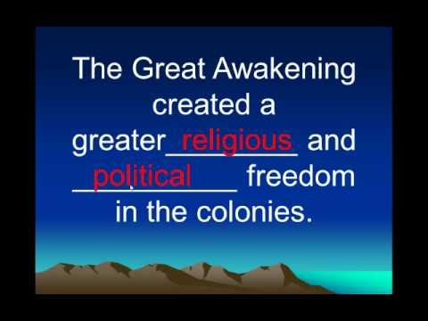 Great Awakening Review