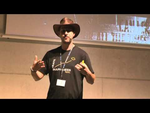 Achieving wildness: Alex Barrera at TEDxESADE