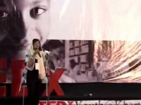 TEDxYouth@Khartoum, Samreen M. Al-Khair: Self Improvement, 26 Nov 11