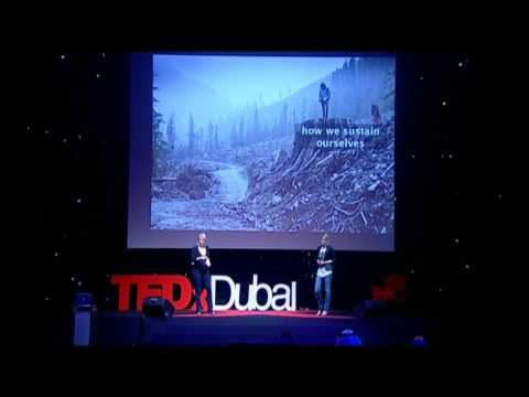 TEDxDubai 2011 | Erika Ilves & Anna Stillwell | The Human Project |