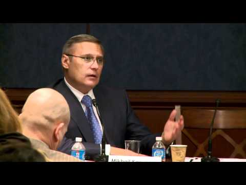 "Highlights from ""Toward a Democratic Russia"""