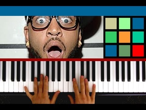 """How To Play """"Stereo Hearts"""" Piano Tutorial / Sheet Music (Gym Class Heroes feat. Adam Levine)"""