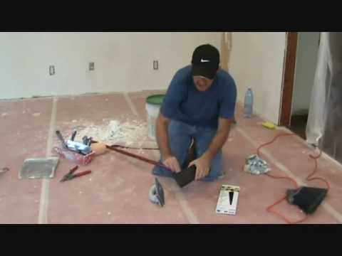 Tips on sanding your drywall project