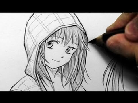 How to Draw Hoodies, 3 Different Ways