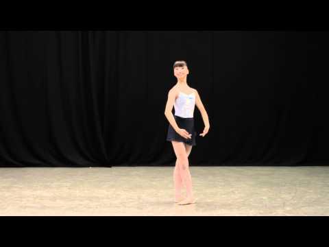 Insight: Ballet Glossary - Glissade