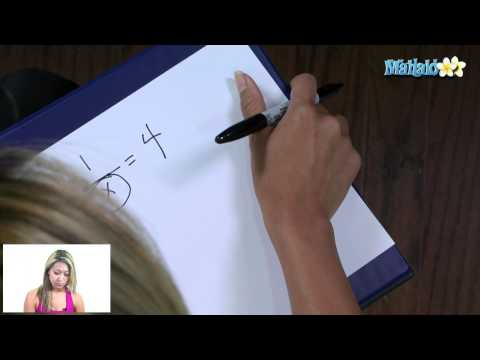 Solving for X with Kristin (Screen Test)
