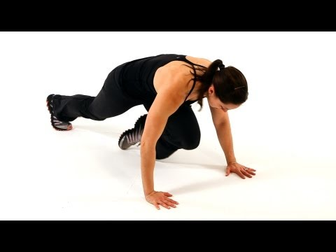 How to Do a Mountain Climber | Boot Camp Workout for Women