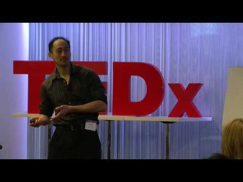 Why Science Needs an Infusion of Rebellious Entrepreneurship: Justin Mih at TEDxFulbright