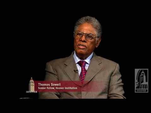 Thomas Sowell on Intellectuals and Society: Chapter 1 of 5