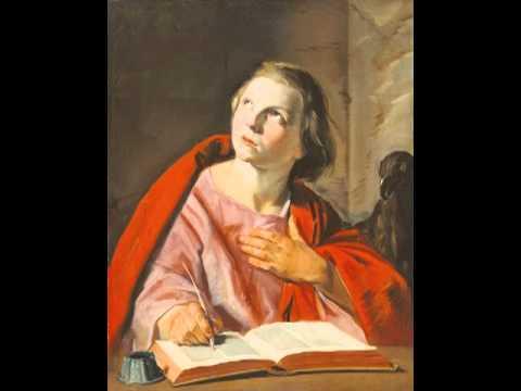 Saint John the Evangelist, Frans Hals