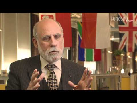 Vinton Cerf: Dark Side of the Internet