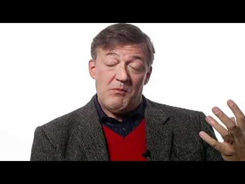 """Stephen Fry: """"An Uppy-Downy, Mood-Swingy Kind of Guy"""""""