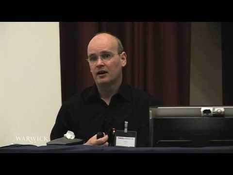 TEDxWarwick - Dr Ian Pearson - 2/28/09