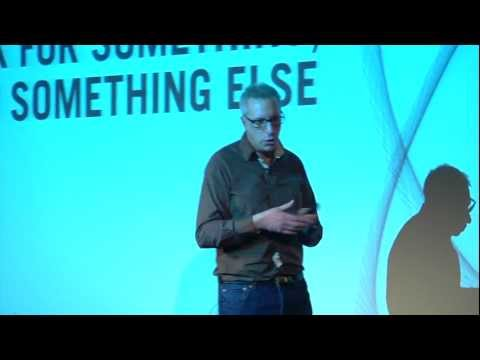 TEDxManchester - Brendan Dawes - Find Something Else