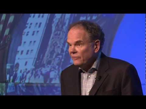 TEDxWallStreet - Don Tapscott - Three Principles for a New Wall Street