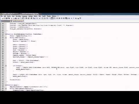 PHP Stock Market Analyzer - 12 - Debugging and Testing