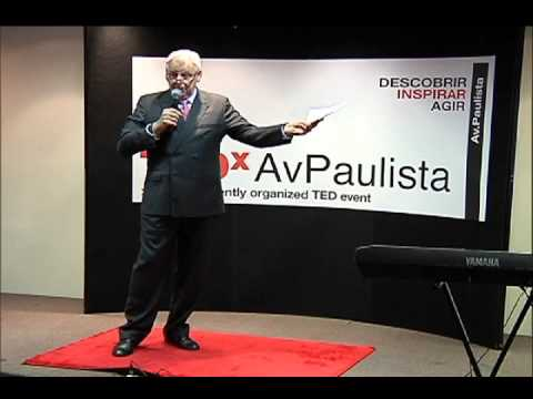 You Can Fly - Você Pode Voar: Stephen Paul Adler at TEDxAvPaulista