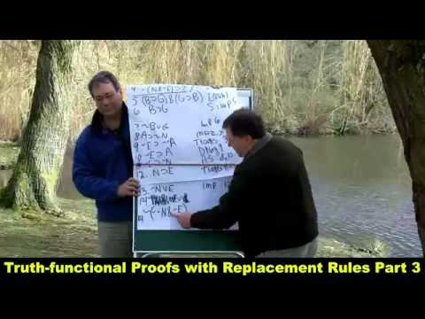 Truth-functional Proofs with Replacement Rules Part 3_HD.mp4 - YouTube.mp4