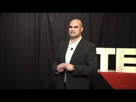 TEDxBountiful - Jason Coombs - Suffering and Transcendence