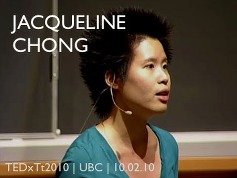 TEDxTerrytalks 2010 - Jacqueline Chong - Chasing Down Passion