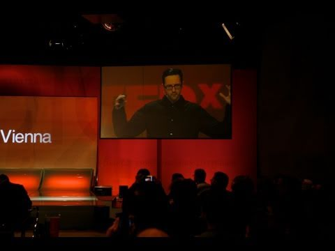 TEDxVienna - Sean Bonner - Neominimalism and the Rise of the Technomads