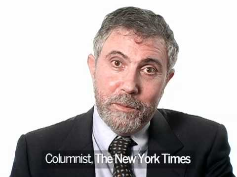 Paul Krugman on Himself