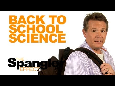 The Spangler Effect - Back to School Science Season 01 Episode 26