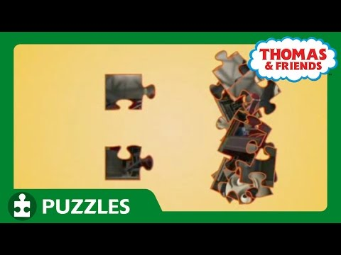 Thomas & Friends: Engine Puzzle #16