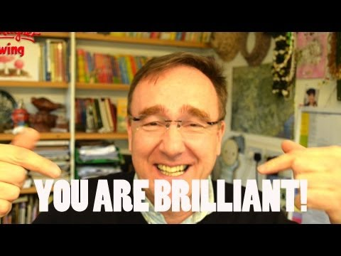 You Are Brilliant! - Advice for Creative People
