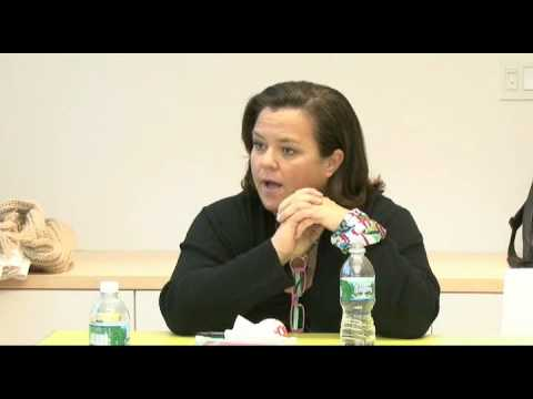 Rosie O'Donnell: Becoming a foster parent