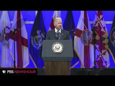 Watch Vice President Joe Biden's Full Speech at NAACP National Convention