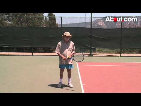 Tennis Lessons | How to Hit an Extreme Slice Serve
