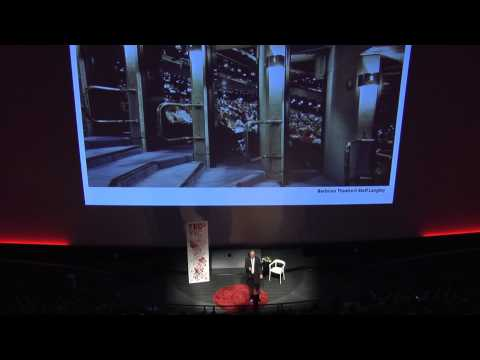 TEDxYYC - Sir Nicholas Kenyon - The Arts & The City