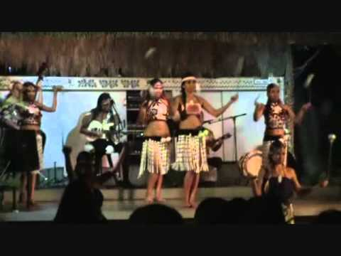 New Zealand Polynesian Dancers