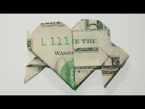 Origami $ Heart-and-Arrow (Stephen Hecht)