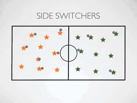 P.E. Games - Side Switchers