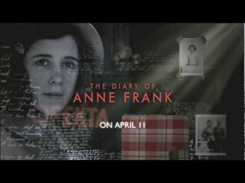"The MASTERPIECE Video Diary Project | Inspired by ""The Diary of Anne Frank"" 