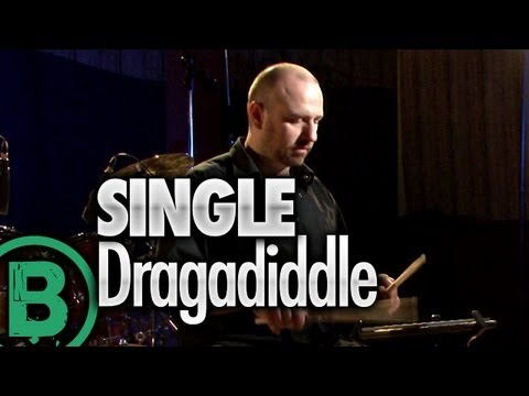 Single Dragadiddle - Drum Rudiment Lessons