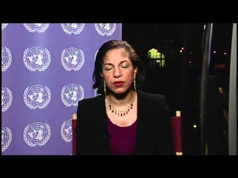 Rice: U.S. Seeks 'Unified Decision' in Security Council
