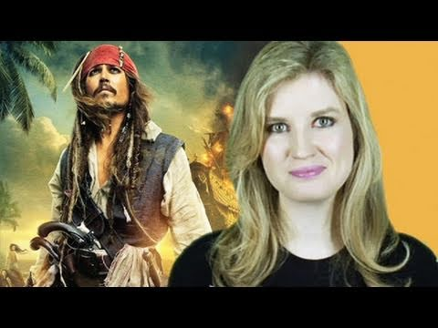Pirates of the Caribbean 4 On Stranger Tides Movie Review