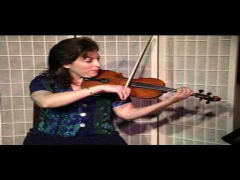 """Violin Lesson - Song Demonstration - """"Cockles and Mussels"""""""