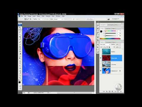 Photoshop: Mapping one image onto another | lynda.com