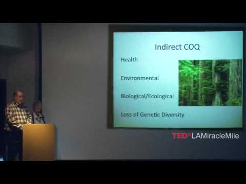 The Cost of Quality : Ken and Kathy Lindner at TEDxLAMiracleMile