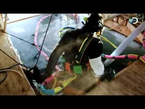 Weight Belt Drop | Bering Sea Gold: Under the Ice