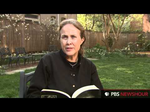 Naomi Shihab Nye Reads Two Poems