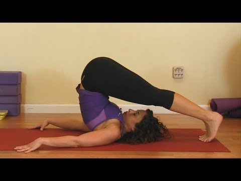 Yoga to Make You Happy, Relaxing Beginners Routine for Stress & Depression, Lori Austin