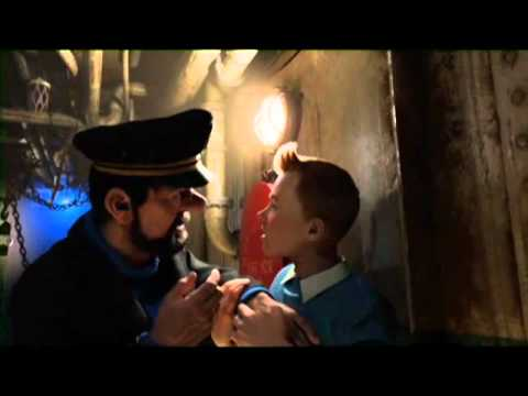 The Adventures of Tintin: Movie Review