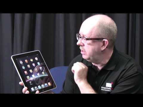 YTC029 - iPad Review for the Liverpool Echo