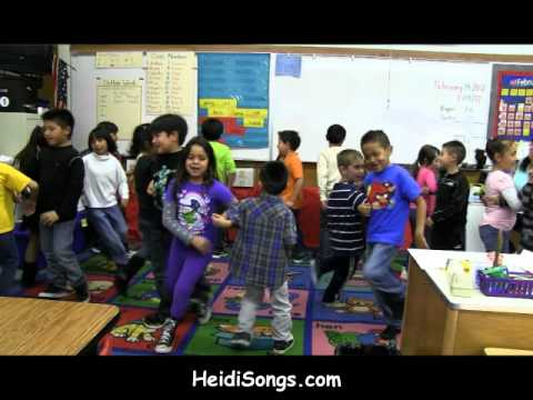 Preschool Sight Words - Come song