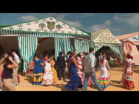 Seville, Spain: La Feria, the Ultimate Party